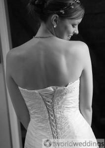 Wedding bridal hair and make up Wroxhall Abbey Solihull